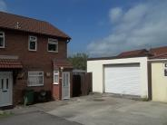 2 bedroom semi detached property for sale in Coedely