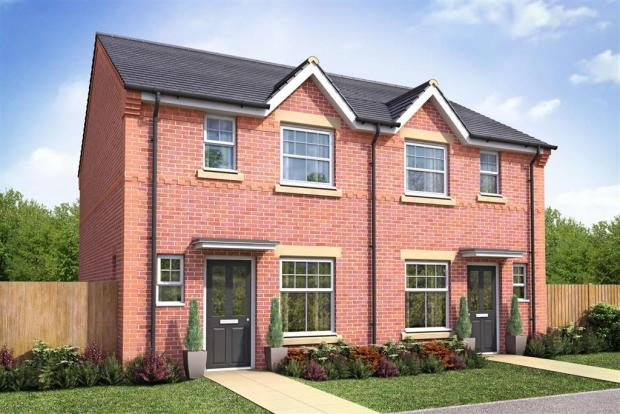 Artist Impression of The Dadford at Booth Hall (Brick Version)