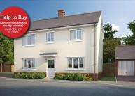 3 bedroom new home for sale in Newport Road, Hanslope...
