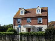 Detached home in Manor Road, Selsey, PO20