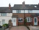 2 bed Terraced property in FOUR OAKS COMMON ROAD...