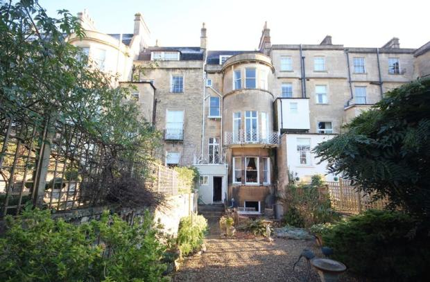 bedroom town house for sale in St. James's Square, Bath, BA1