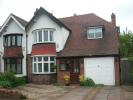 Walsall Road semi detached house for sale