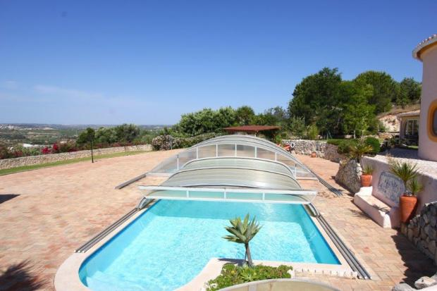 view from swimming pool