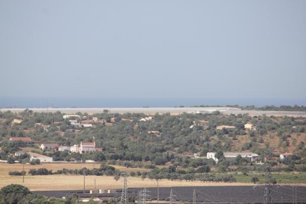 Sea view first flloor terrace