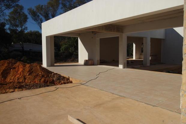 Villa construction 3