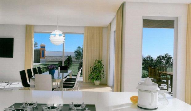 Kitchen (3D image)