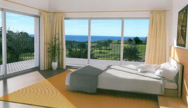 Master bedroom (3D Image)