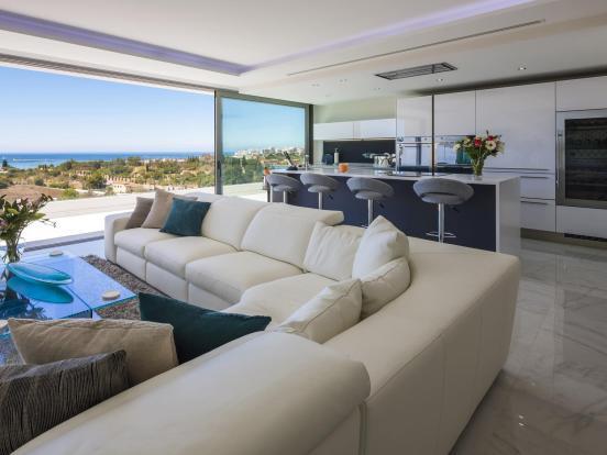 Living room / open concept