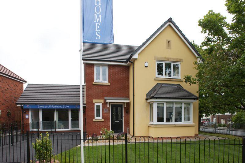 4 bedroom detached house for sale in regency gardens new
