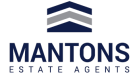 Mantons Estate Agents, Luton logo