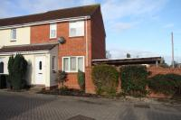 2 bed semi detached property to rent in Thurlow Court...