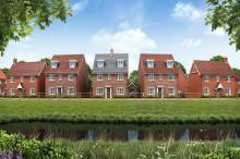 Taylor Wimpey, Tharston Meadow
