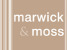 Marwick & Moss, Cumbernauld logo
