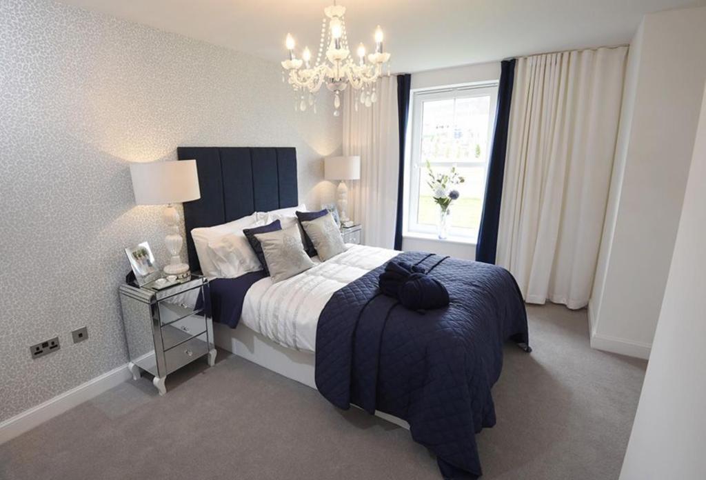 Gannet bedroom