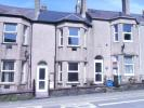 Terraced property in CAERNARFON