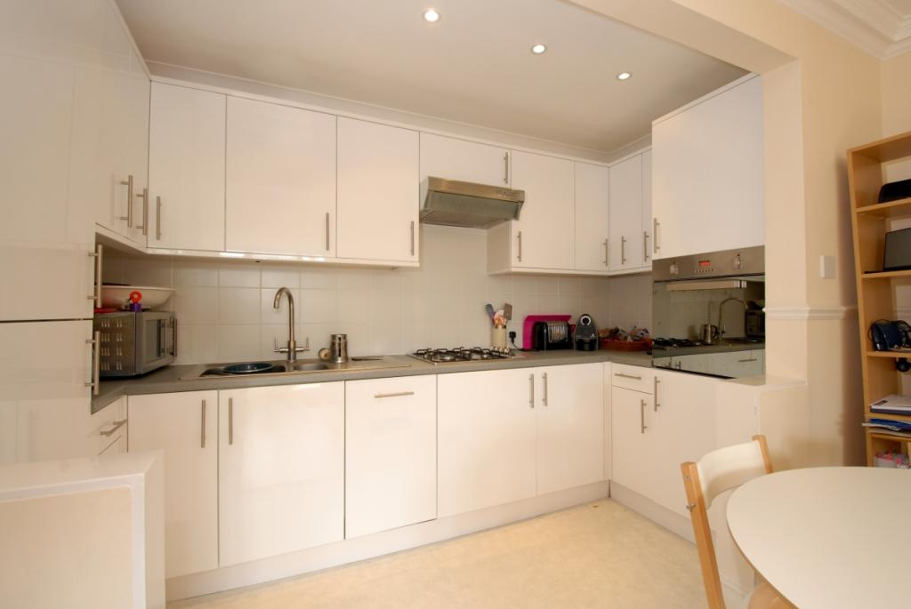 Kitchen high