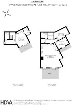 Flat 24 Jardin Ho...