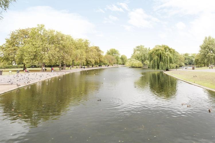 Regents Park Lake 1