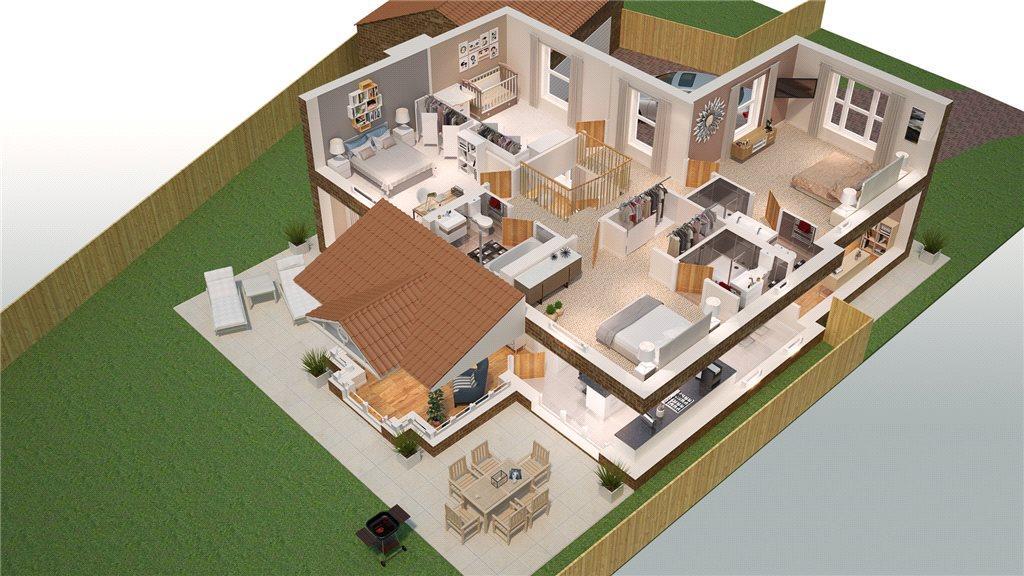 3D First Floor
