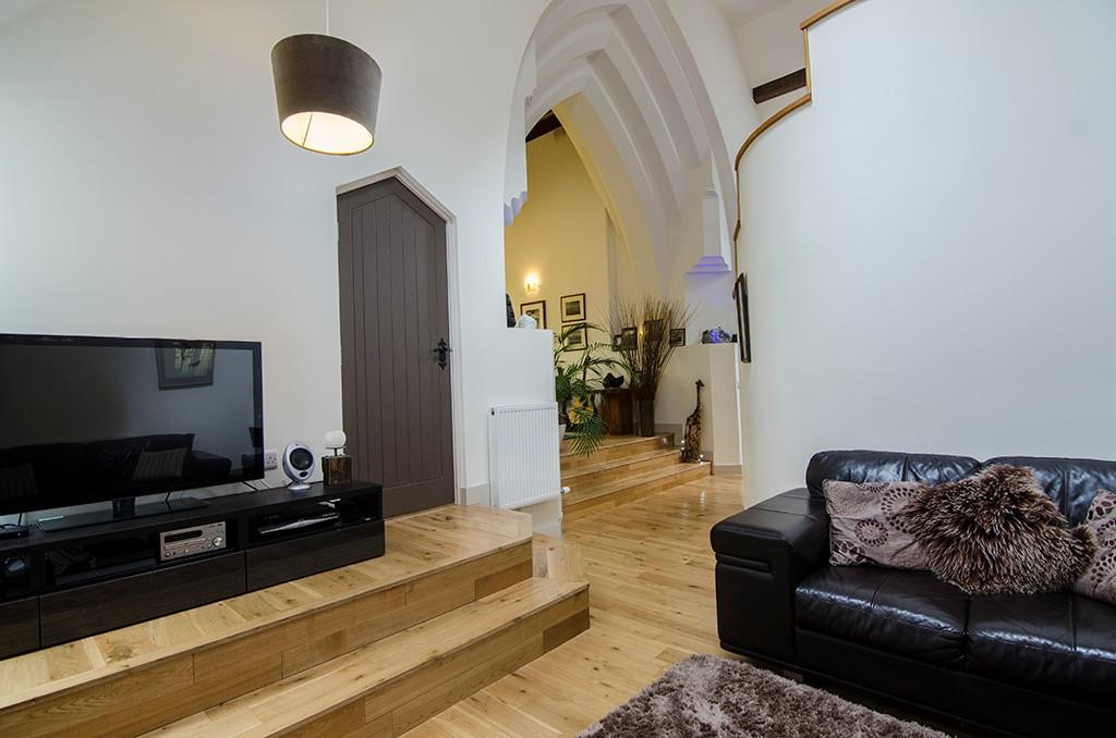 Lounge to Music Room