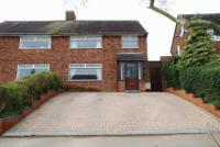3 bedroom semi detached house in Griffiths Drive...
