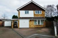 Detached house for sale in Robin Grove, Wednesfield...