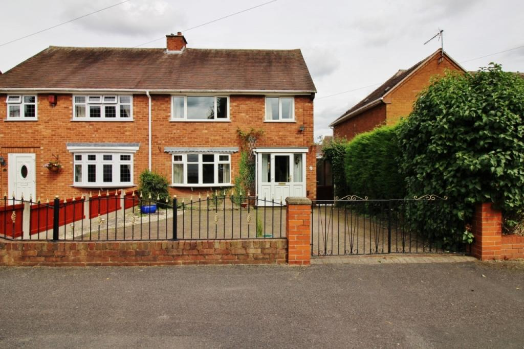 3 Bedroom Semi Detached House For Sale In BRINDLEY AVENUE