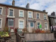 Terraced property in Bryn Celyn...