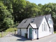 Detached property for sale in Is Y Deri, Harlech...