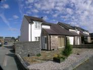 Terraced home for sale in 6, Craig Madog, Tremadog...