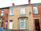 Terraced house in Station Road, Eckington