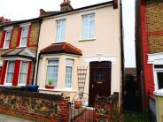 Terraced property for sale in Norfolk Road, Enfield