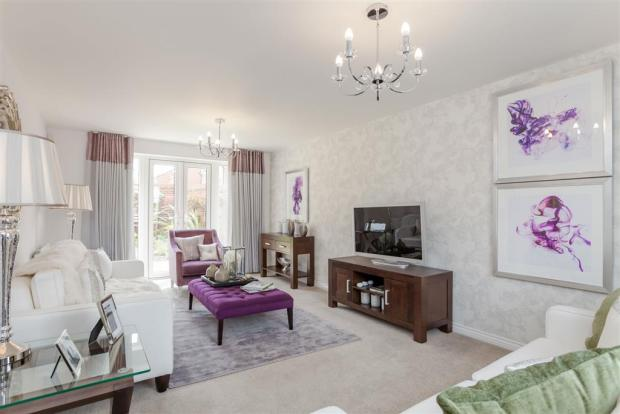 Typical Eskdale show home