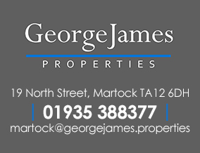 Get brand editions for GeorgeJames Properties  , Martock