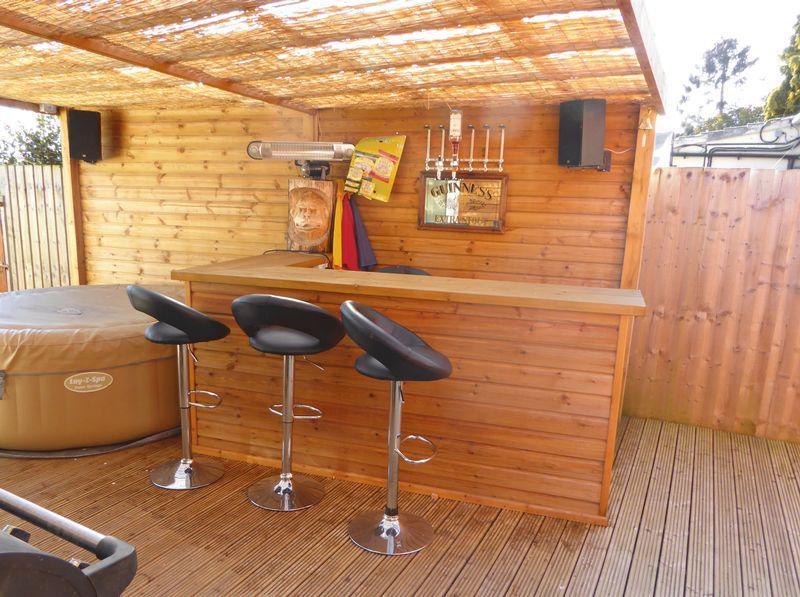 Bar Decking Area