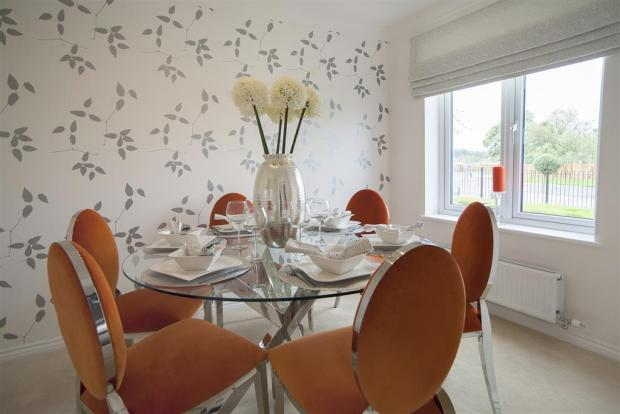 The Douglas Dining Room