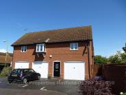 1 bedroom Detached property in Halford Court, HATFIELD...
