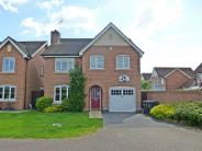 4 bed Detached home in Orchid Close, Hatfield...