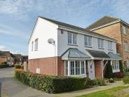 semi detached home for sale in Campion Road...