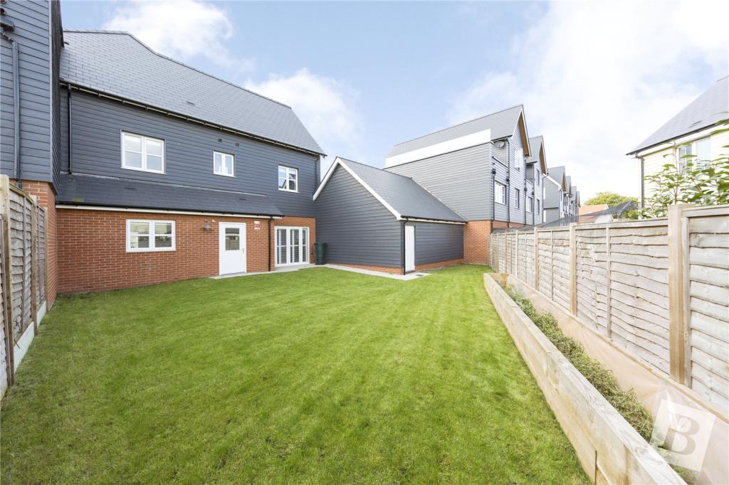 Countryside Properties,Rear Elevation