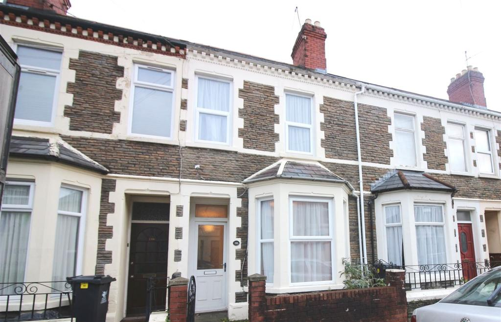 Property For Sale Arabella Street Cardiff