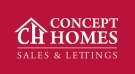 Concept Homes, Birmingham branch logo