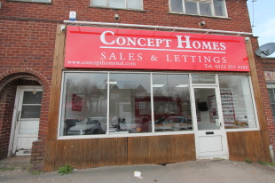 Concept Homes, Birminghambranch details