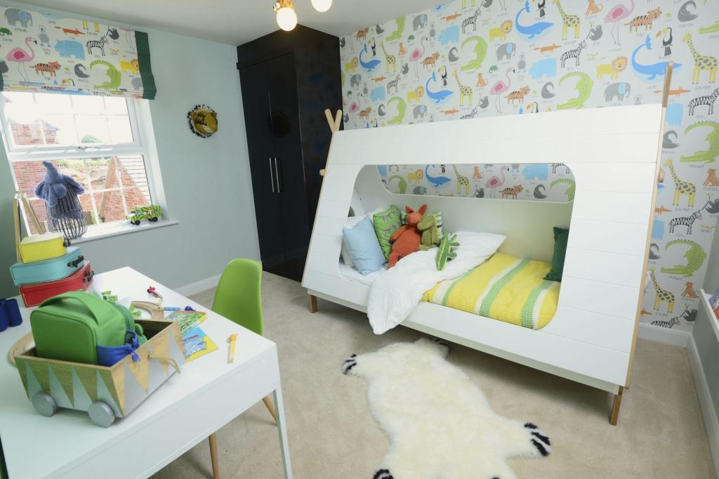 Moorecroft Bedroom