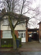4 bed semi detached house in Chatsworth Road...