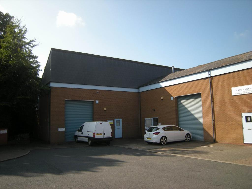Light industrial to rent in unit 1 amherst business centre budbrooke road warwick cv34 5xh cv34