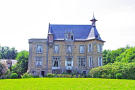 Castle in Normandy, Orne, Domfront