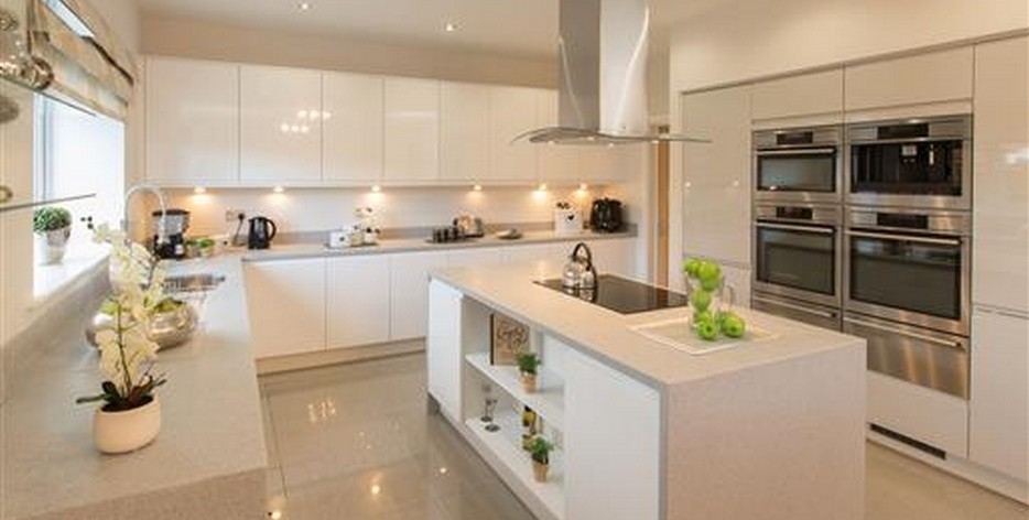 Lowfield New Homes Development By Bellway Homes Ltd