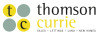 Thomson Currie Land & New Homes, London logo